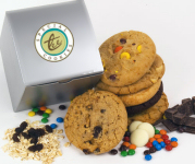 Boxed Cookies by the Dozen